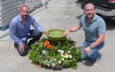 Barrie Examiner Shares How Two Brothers Help Make Gardening a Breeze