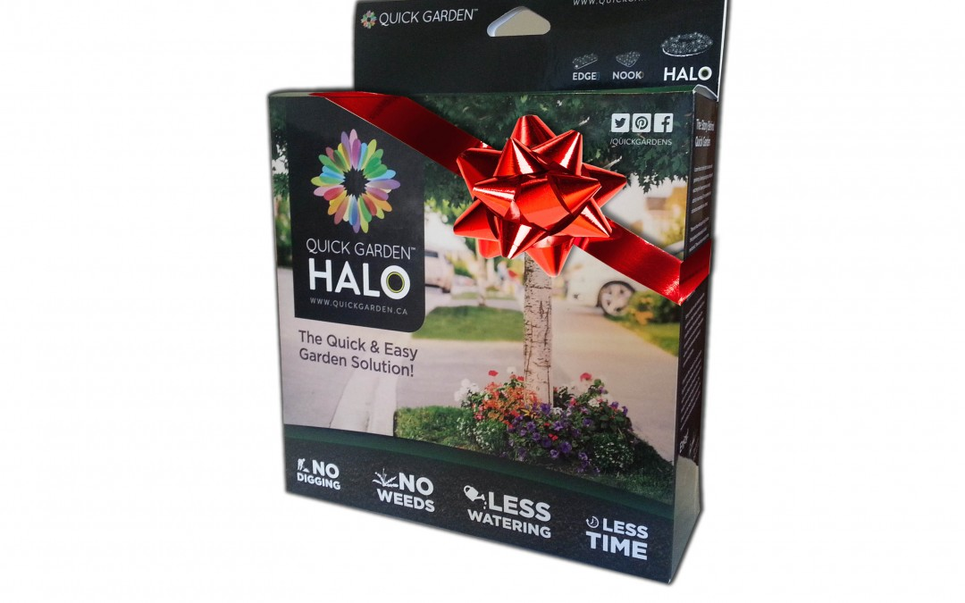 Garden Halo now available on Amazon